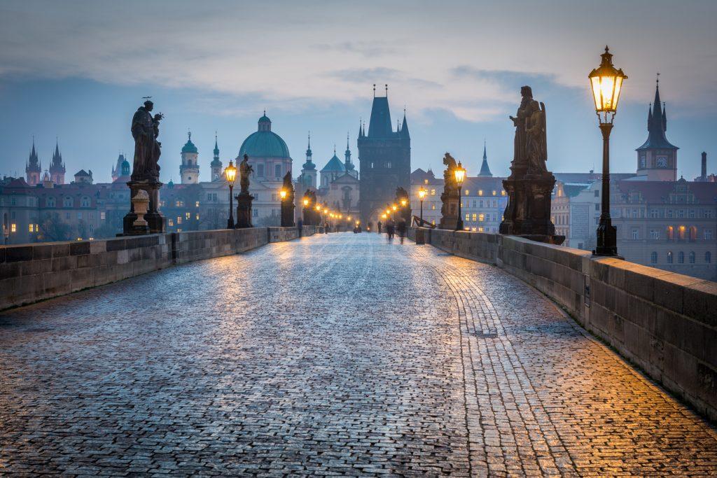 Praga Milana Kundery