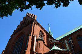 Kościół Gotycki Neogotycki Żyrardów
