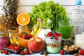 Warzywa, owoce i inne źródła energii