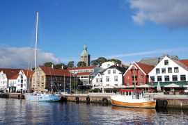 Stavanger – norweska stolica śledzia, ropy naftowej i street artu