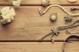 Biżuteria - geometria, kontrast, egzotyka