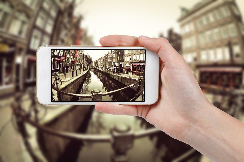 zdjęcia smartfonem