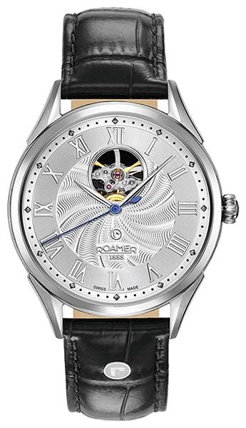 Szwajcarski zegarek Roamer Openheart