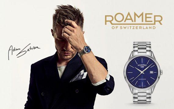 Zegarek Roamer Superior - Adam Sztaba