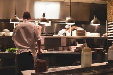 Kuchnia z płytą indukcyjną
