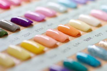 Kolory paznokci