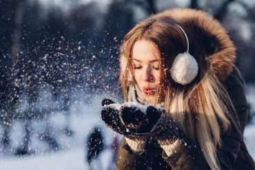 zimowa garderoba