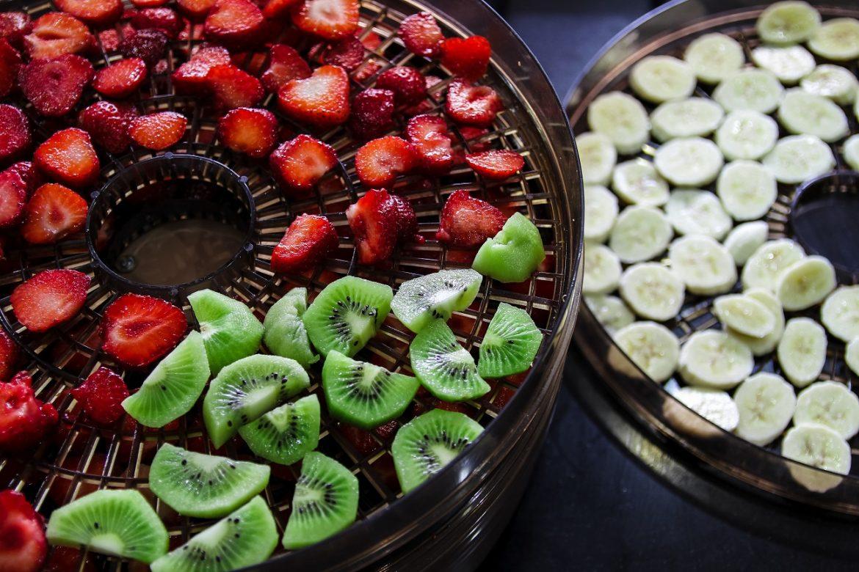 Suszarki do owoców