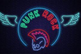punk rock historia