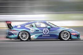 Auto wyścigowe na torze