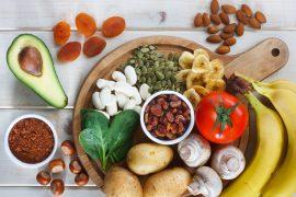Źródła potasu w pożywieniu