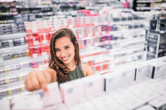 Kosmetyczne okazje w drogerii