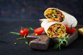 Jak przygotować tradycyjne burrito?