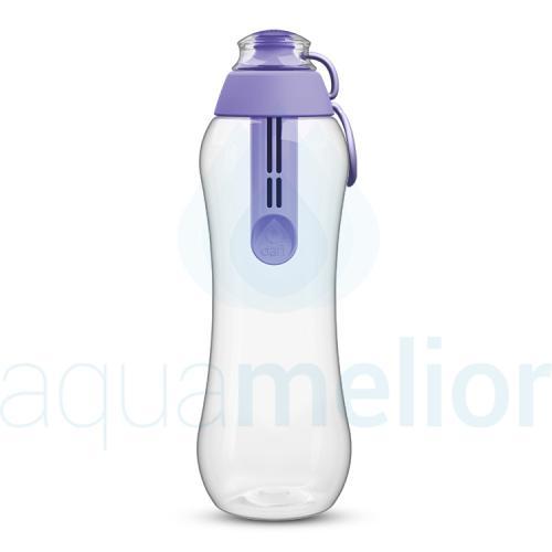 Wrzosowa butelka filtrująca Dafi od Aquamelior.pl
