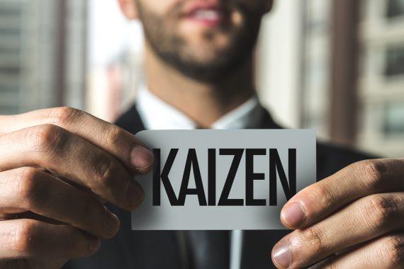 Filozofia KAIZEN w przedsiębiorstwach