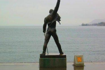 Freddie Mercury ikona