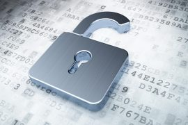 Kłódka - bezpieczeństwo VPN