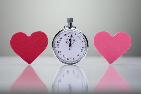 Dwa serca i stoper