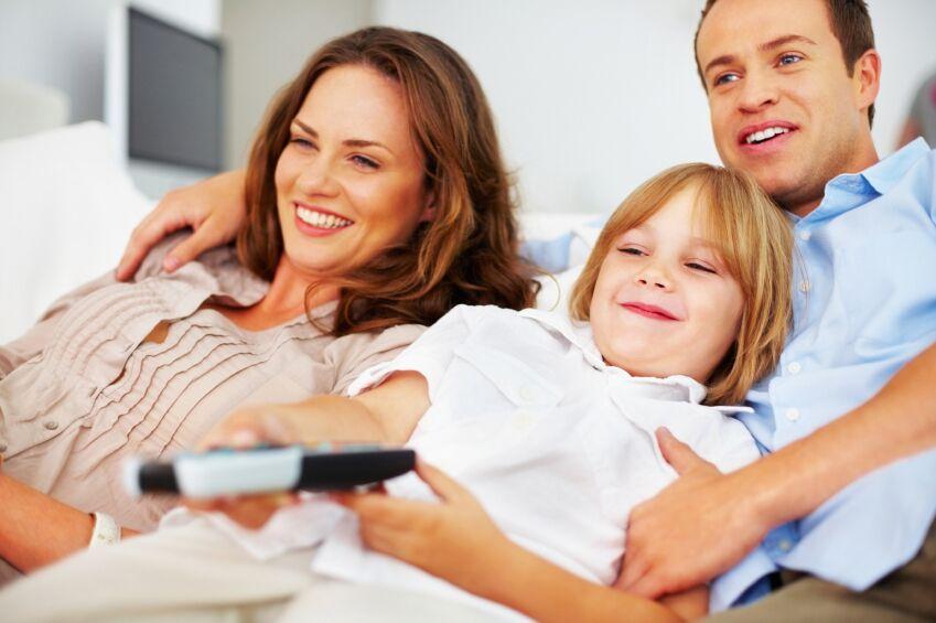 Cała rodzina ogląda IPLĘ