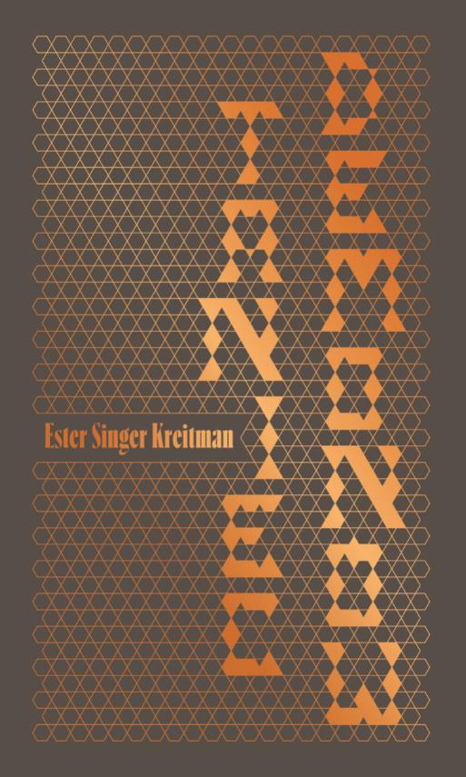Taniec demonów żydowskiej pisarki Ester SInger Kreitman