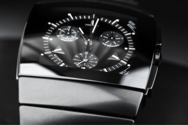 stylowy zegarek ceramiczny