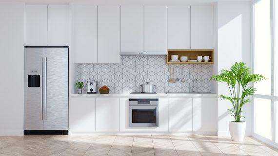 Sprzęt AGD w kuchni