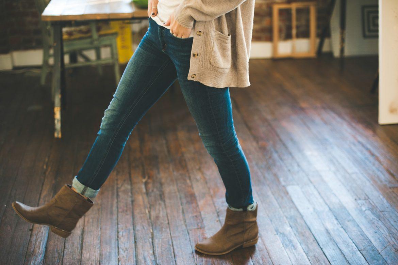 Buty dopasowane do stylizacji