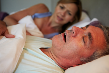 Obturacyjny bezdech senny (OBS)