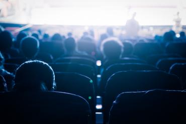 widownia w kinie