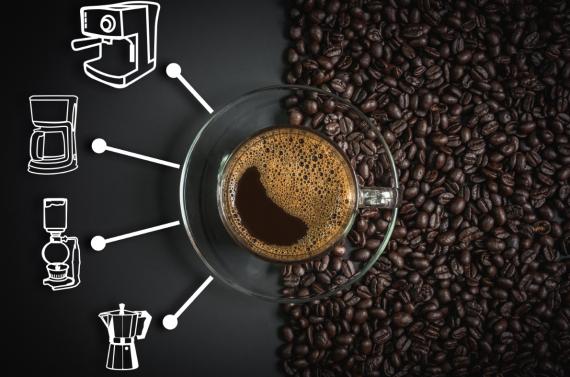 kawa ziarnista ekspresy do kawy