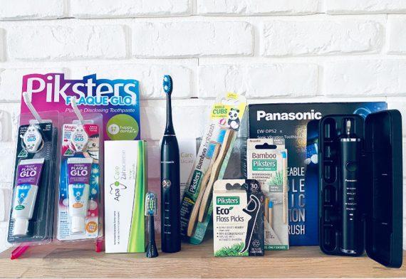 Produkty do higieny jamy ustnej