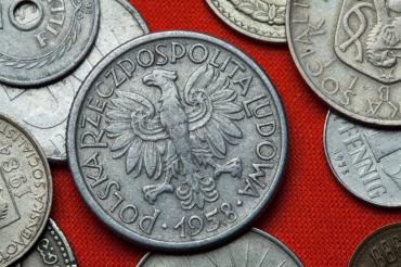 monety historyczne Polska Ludowa