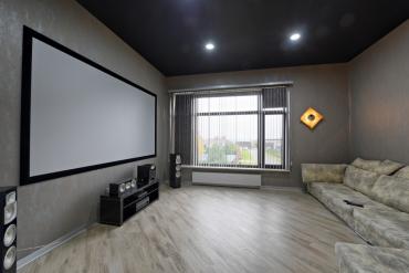 salon kino domowe
