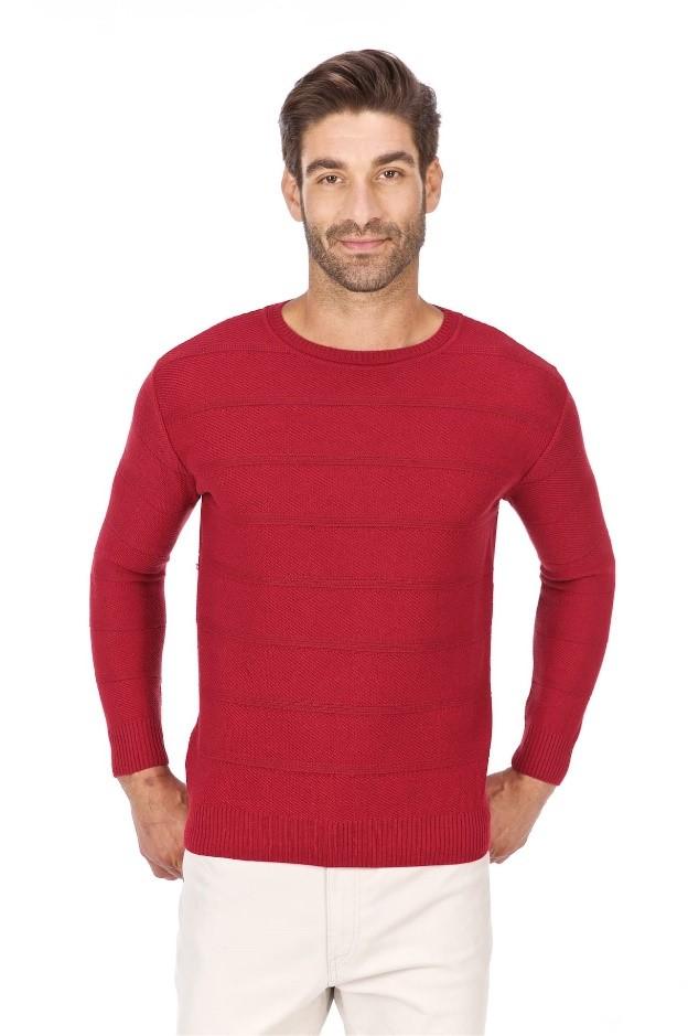 modny sweter męski