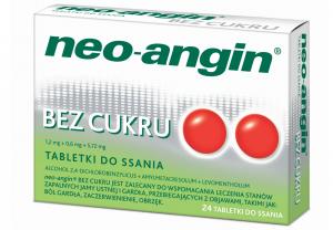 neo angin 24 bez cukru