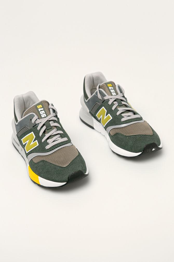 New Balance 997 zielone