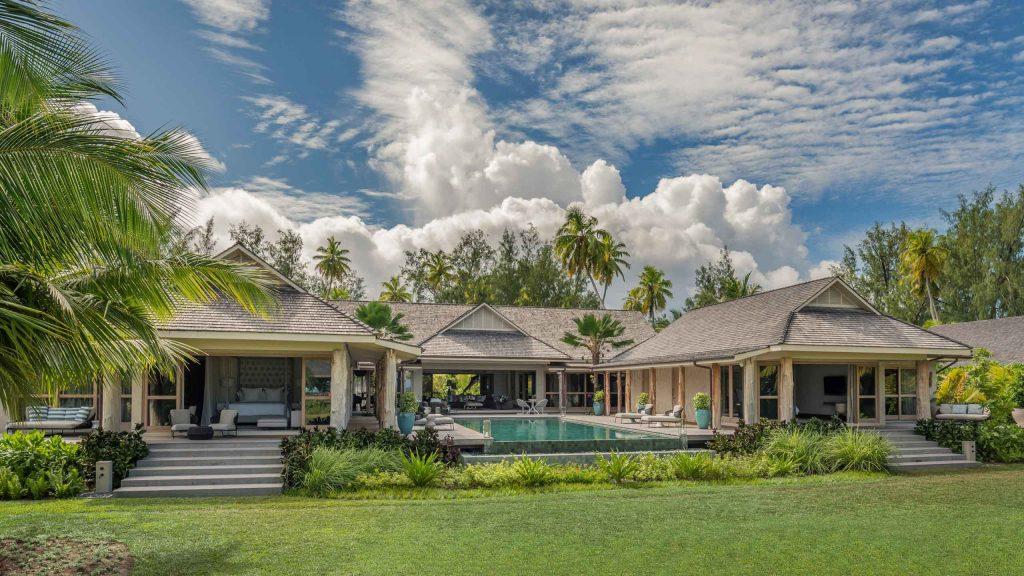 Four Seasons Resort Seszele na wyspie Desroches