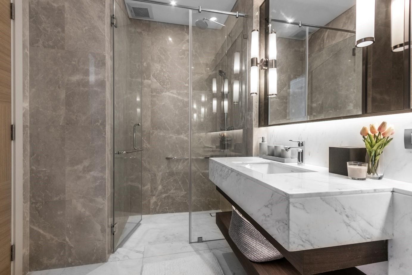 kabina prysznicowa walk in