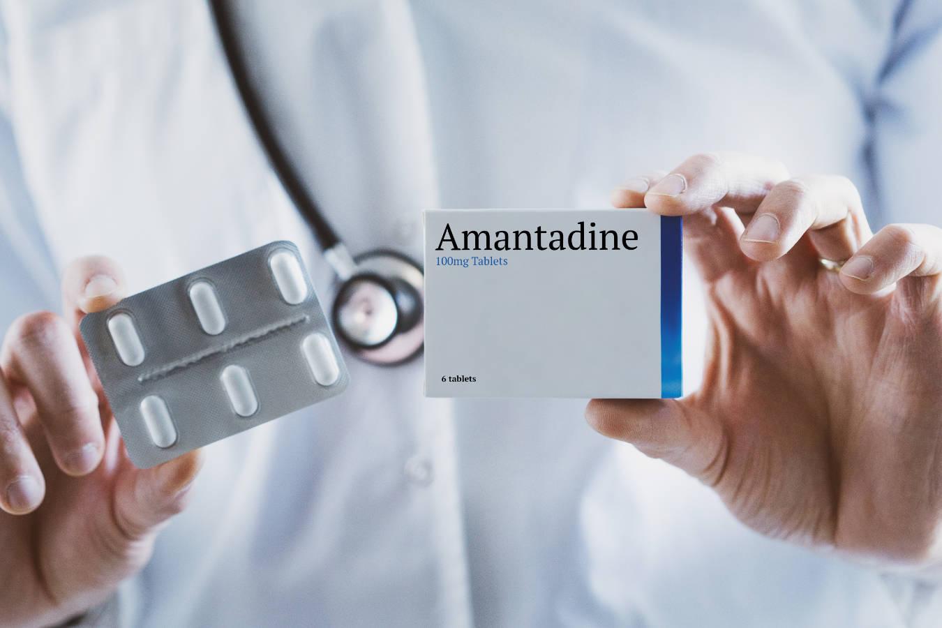 Amantadine lekarstwo