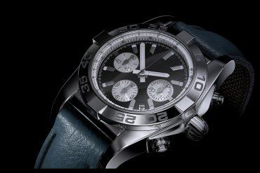 elegancki zegarek na pasku