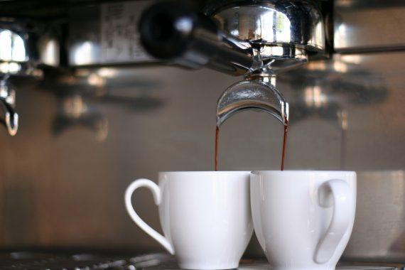 filiżanki do kawy ekspres przelewowy