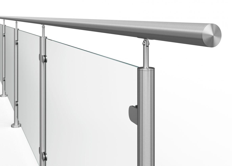balustrada szkło