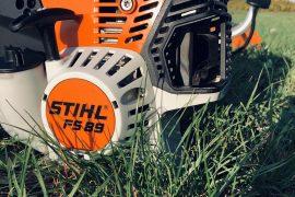 kosiarka spalinowa trawa