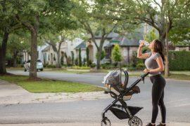 fit mama wózek spacerowy
