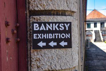 wystawa Banksy w polsce