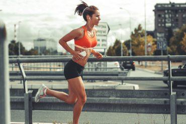kobieta bieganie amatorskie