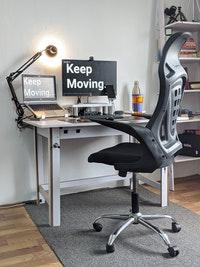 przestrzeń biurowa w domu