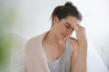 tężyczka chora kobieta
