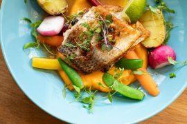 dieta pudełkowa wege ryby