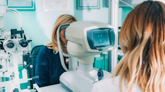 okulista wizyta lekarska